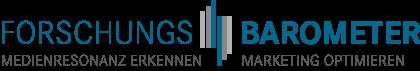 Logo Forschungsbarometer