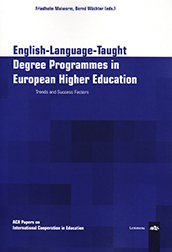 English-Language-Taught Degree Programmes in European Higher Education