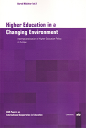 Higher Education in a Changing Environment