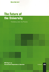 The Future of the University