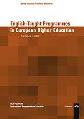 English-Taught Programmes in European Higher Education