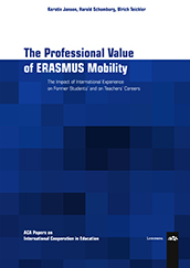 The Professional Value of ERASMUS Mobility