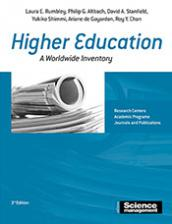 Higher Education – A Worldwide Inventory