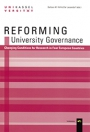 Reforming University Governance
