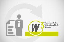 W3 – Wissenschaftliche Weiterbildung