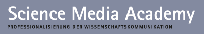 Logo Science Media Academy